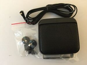 Small Extension Speaker 8 Ohms for CB Radio, PMR, Taxi and Handsfree Car Kits