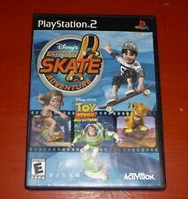 Disney's Extreme Skate Adventure (Sony PlayStation 2, 2003 PS2)-Complete