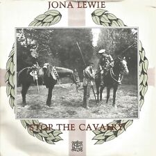 Jona Lewie - Stop The Cavalry 1980 7 inch vinyl single