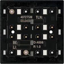 JUNG 4072TSM KNX-Tastsensor-Modul, Standard, 2-fach