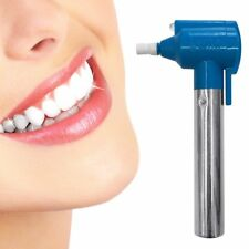 Electric Dental Teeth Cleaning/Oral/Tool/Tooth Polisher/Stain Plaque Remover UK