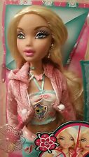 Barbie Myscene PJ Party Kennedy color changing makeup and nails! NIB Rare!