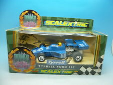 Scalextric C093 Tyrrell Ford 007 mint unsed