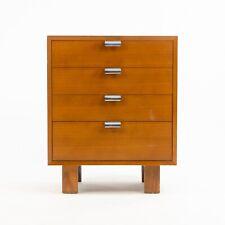 1950s George Nelson Herman Miller Primavera Dresser Cabinet Walnut