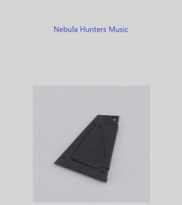 New Ibanez Original Genuine Open Door Truss Rod Cover for Bass Guitars Only