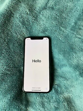 New listing Apple iPhone X - 64Gb - Space Gray (Verizon) A1865 (Cdma + Gsm)-Nice Condition