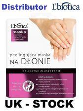 L'BIOTICA PEELING HAND MASK GLOVES- TYPE MASK L BIOTICA LBIOTICA