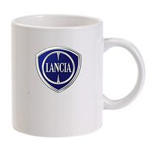 LANCIA inspiré tasse personnalisé auto logo voiture MOTEUR cadeau