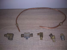 Willys M38 M38A1 M151 M37 NOS Lot of Vacuum and Oil Line Connectors