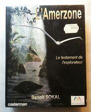 L'Amerzone : Le Testament de l'explorateur Version Française PC Big Box