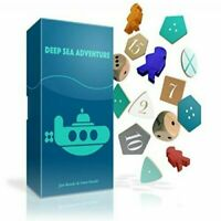 DEEP SEA ADVENTURE game (Oink Games)  NEW SEALED
