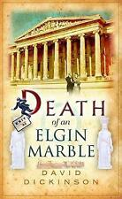 Death of an Elgin Marble (Lord Francis Powerscourt), Dickinson, David, New condi