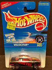 1995 Hot Wheels #471 : Velocitor Wire Lace Rims - 16039