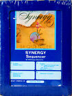 SYNERGY Sequencer NEW SEALED 8 TRACK CARTRIDGE