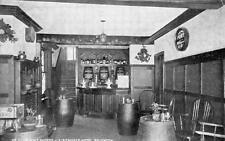 Ye Olde Wine Shoppe Albermarle Hotel Brighton Advertising unused old pc
