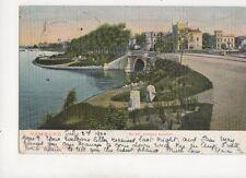 Hamburg An Der Schoenen Aussicht 1904 U/B Postcard Germany 076b