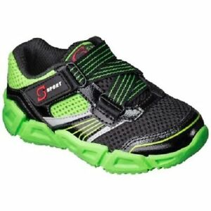 S Sport Designed Skechers Sneakers  Leather/Mesh  Boys'  7  8  9  10  11