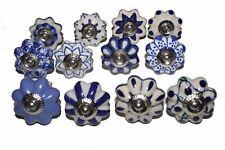 12 Pc Mix and Match New Fresher Stylish Ceramic Door Knob  Drawer  Furniture