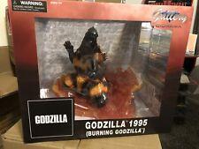 Godzilla Gallery Burning Godzilla Statue - Sdcc 2020 Exclusive [In-Hand)
