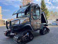 New listing Camo Kubota Rtv1100 4X4 Ac/Heat, Warn Winch, New Tracks, Wheels, Only 3 Hr