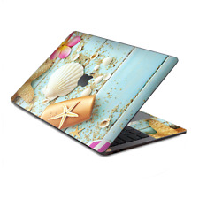 """Skin Decal Wrap for MacBook Pro 13"""" Retina Touch  Seashell"""