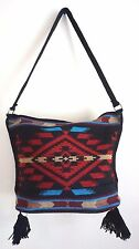 NEW Shoulder Bag Mexican Style Full Zip Fully Lined Aztec Patterns Free Post