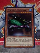 Carte YU GI OH TORTUE CATAPULTE TITRE VERT DL18-FR001
