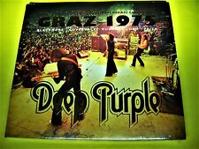 DEEP PURPLE - GRAZ 1975   THE OFFICIAL LIVE SERIES   DIGIPACK DELUXE EDITION OVP