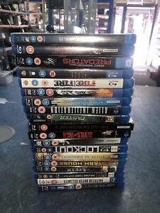 Mixed Blu-Ray Bundle/Joblot/Collection Brand New & Sealed  Horror/Action/ X19