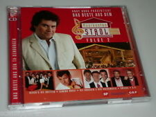 ANDY BORG MUSIKANTEN STADL FOLGE 2 / 2 CD'S  / AMIGOS SEMINO ROSSI BELSY LEONARD