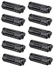 10PK New Toner For Canon 104 FX9 ImageClass D420 D480 MF4150 4270 4350 4370 4690