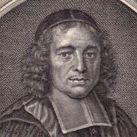 Portrait XVIIIe Pierre Jurieu Calviniste Réformateur Protestant Théologien