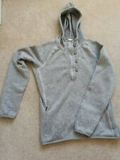 Women's Grey The North Face Hoodie, Jumper, Medium,