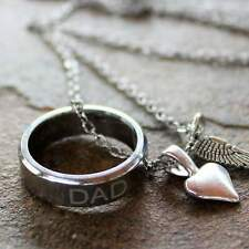 Dad Memory Necklace-Unisex necklace