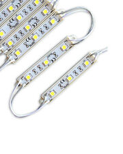 3 Points Warm White LED Modules (PACK OF 5)