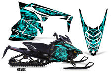 Yamaha SR Viper RTX STX MTX Decal Wrap Graphic Kit Sled Snowmobile 14-16 HAVOC M