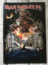 Iron Maiden FC Fan Club Magazine #110 - Fan Club Exclusive - Fast Free Shipping