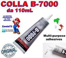 B-7000 110mL COLLA MULTIUSO INCOLLAGGIO VETRO FRAME LCD SAMSUNG APPLE LG B7000