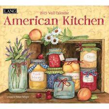Susan Winget American Kitchen Wall Calendar, Susan Winget by Lang Companies