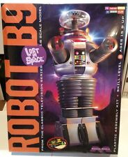 MOEBIUS LIMITED ED. 50TH ANNIVERSARY LOST IN SPACE B9 ROBOT MODEL KIT CASE FRESH