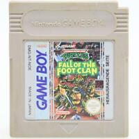 Turtles Fall Of The Foo ... | Nintendo Game Boy | GameBoy Classic | Akzeptabel