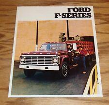 Original 1979 Ford Truck F-Series Sales Brochure 79 F-600 700 800 7000