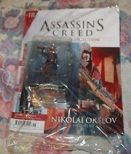 Assassin's Creed estatuilla No.18 Nikolai orelov (nuevo Y Sellado)