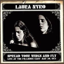 Spread Your Wings And Fly: Live At The Fillmore East by Laura Nyro (CD, Legacy)
