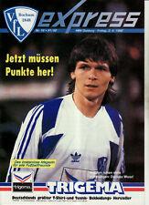 BL 91/92 VfL Bochum - MSV Duisburg
