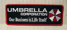 """Resident Evil Umbrella Corporation with Words Logo 4""""  Patch (REPA-105)"""