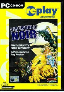 discworld noir pc dvd ROM gioco game nuovo sigillato