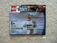 LEGO Star Wars -  Super Rare TC-14 Protocol Droid 5000063 - New