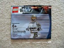 LEGO Star Wars -  Super Rare TC-14 Protocol Droid 5000063 - New