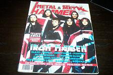 METAL HAMMER MAGAZINE 5/2000 IRON MAIDEN BLAZE VENOM PANTERA